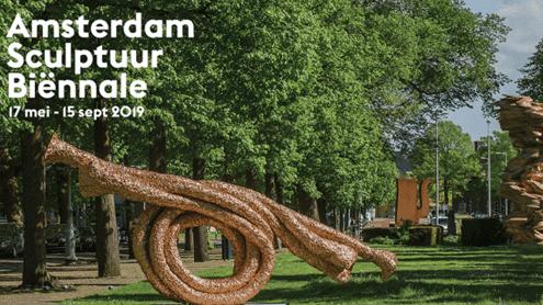 ARTZUID Amsterdam Sculptuur Biënnale 2019