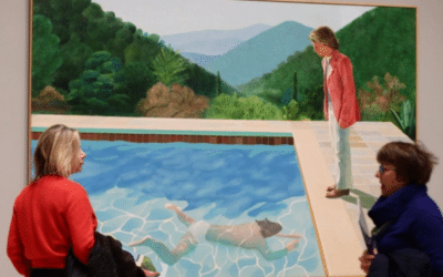 David Hockney en de filosofie van de waarneming