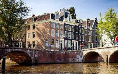 Wijn-Spijswandeling door Amsterdam