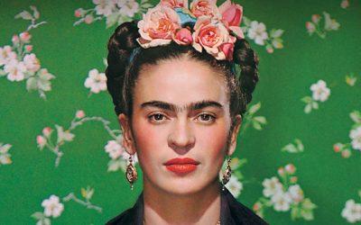 Frida Kahlo in het Cobra Museum