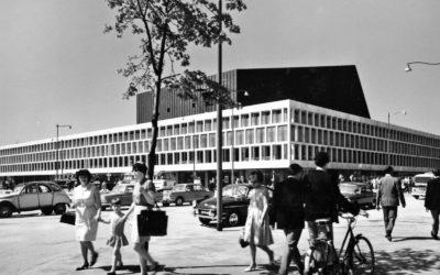 Wederopbouw: Architectuur keuzes in Rotterdam